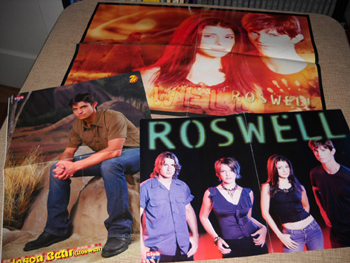 roswell meet the dupes music